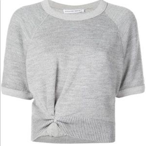 Alexander Wang Double-Layered Pullover